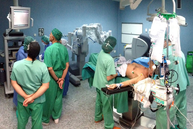 ¿Cómo ha cambiado la cirugía robótica el campo de la Urología?