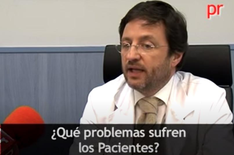 Entrevista con el doctor Andrés de Palacio